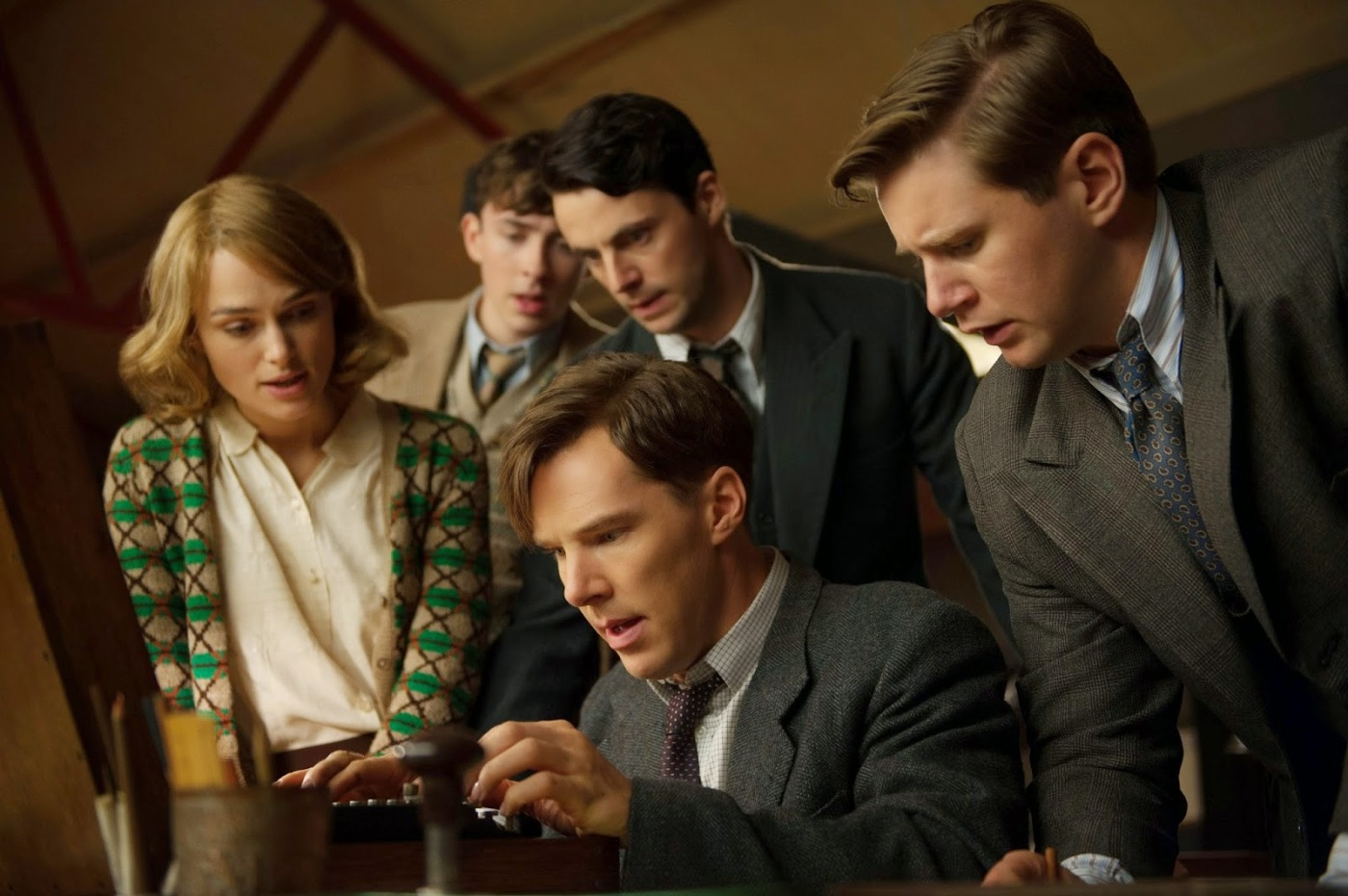 Scena da The Imitation game